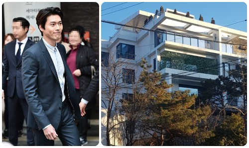 Hyun Bin and Son Ye Jin bought a wedding apartment