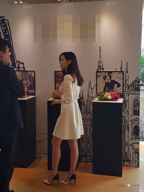 "Revealing the real photo of ""Hyun Bin's girlfriend"", no chance for anti-fan to disparage !! 1"