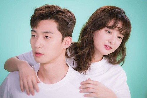 In addition to Park Min Young, did Park Seo Joon have dating rumors with Kim Ji Won ? 2