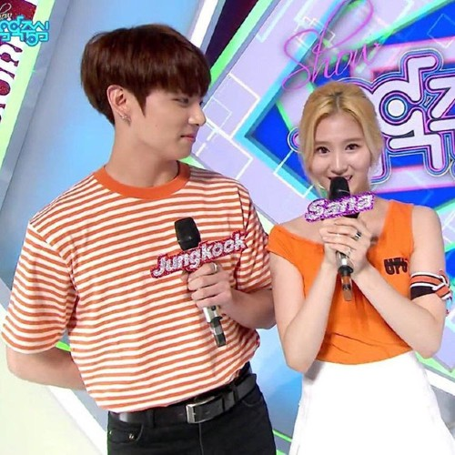 HOT- BTS Jungkook and TWICE Sana revealed their true real life relationship - Dating? 1