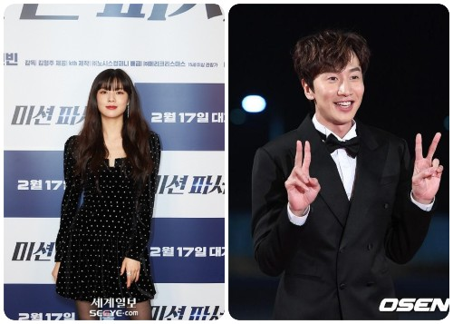 """Netizens left admiration for the 5-year love journey of the couple Lee Sun Bin and Lee Kwang Soo after their interaction on Lee Kwang Soo's """"Running Man"""" goodbye post! 2"""