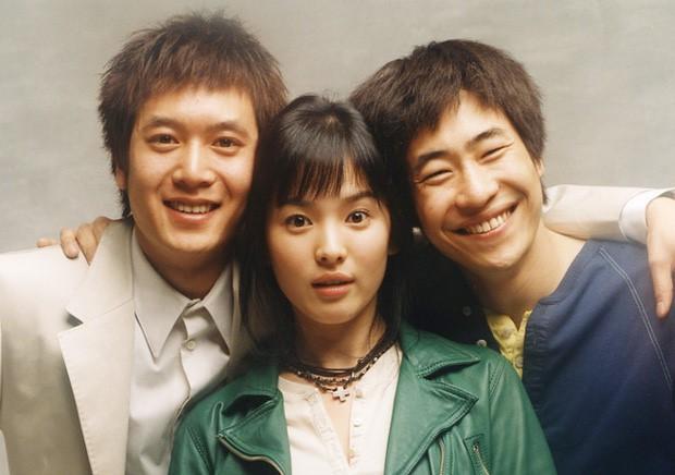 Ryu Seung Bum - Song Hye Kyo