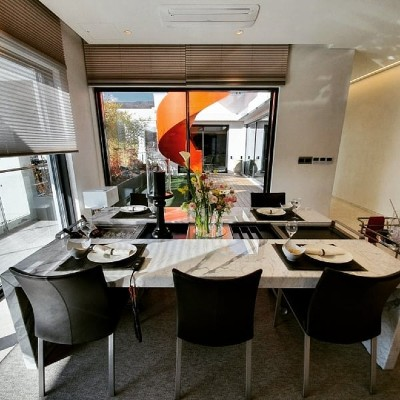 Spotted Hyun Bin moved into the Apartment over 4.3 million USD! 4