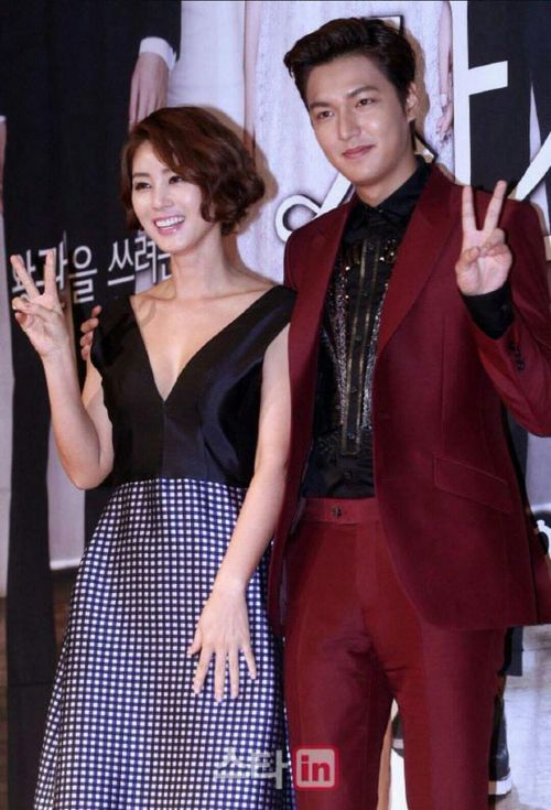 HOT- Lee Min Ho is dating Kim Sung Ryung !!!!! 3