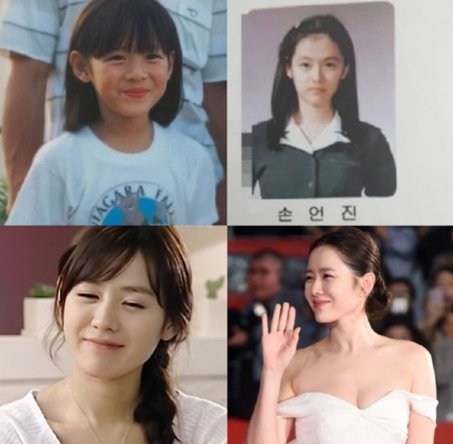 Hyun Bin's fiance, Son Ye Jin causes fever on Korean social networks for her beauty 20 years ago! 1
