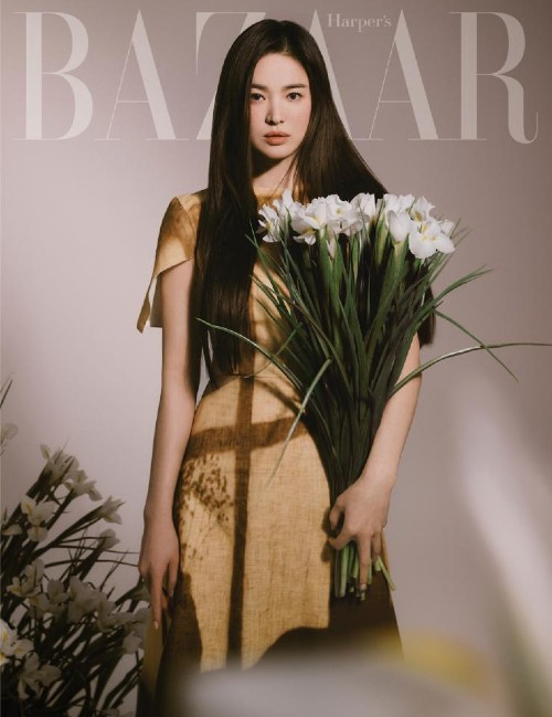 Song Hye Kyo welcomes good news at the beginning of the lunar year, made Instagram storm after becoming the first Korean Ambassador for the Fendi brand. 4