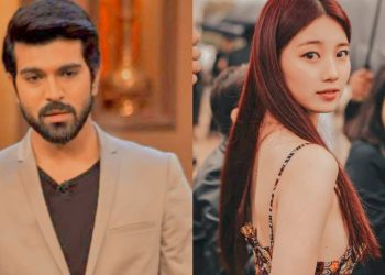 """Suzy Bae is in talks to Star for upcoming film """"Indian 2"""" together with Indian Actor Ram Charan"""