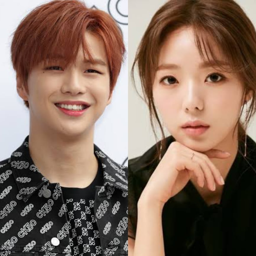 Kang Daniel and Chae Soobin