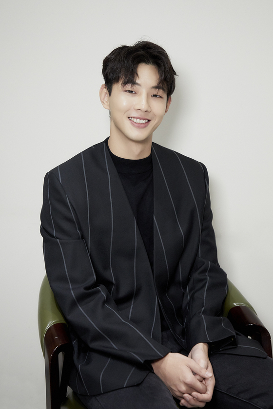 Actor Ji Soo Enlistment