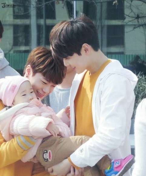 5 Korean idols voted by KBS will be the most wonderful fathers and mothers in the future. 3