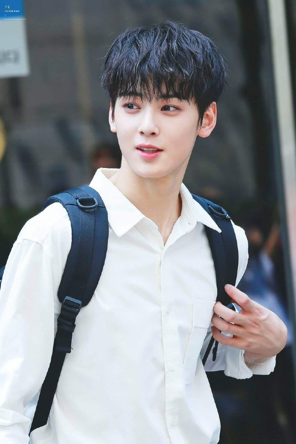 """""""Everyone agrees that Cha Eun Woo is totally a boy crush."""" 1"""