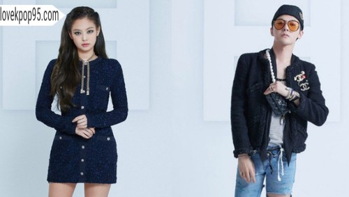Chanel released the first clip of G-Dragon and Jennie after publicly dating: The most luxurious couple in Kpop! 3