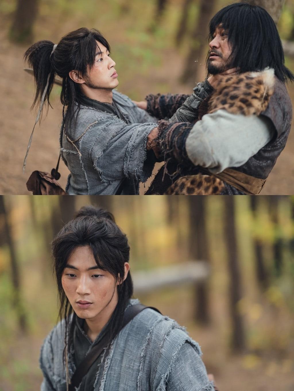 Actor Ji Soo as On Dal