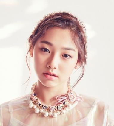 Korean Actress Kang Mina (1999)
