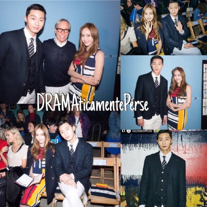 Park Min Young was secretly dating Park Seo Joon - Jessica