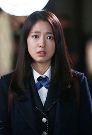 Cha Eun Sang (The Heirs)