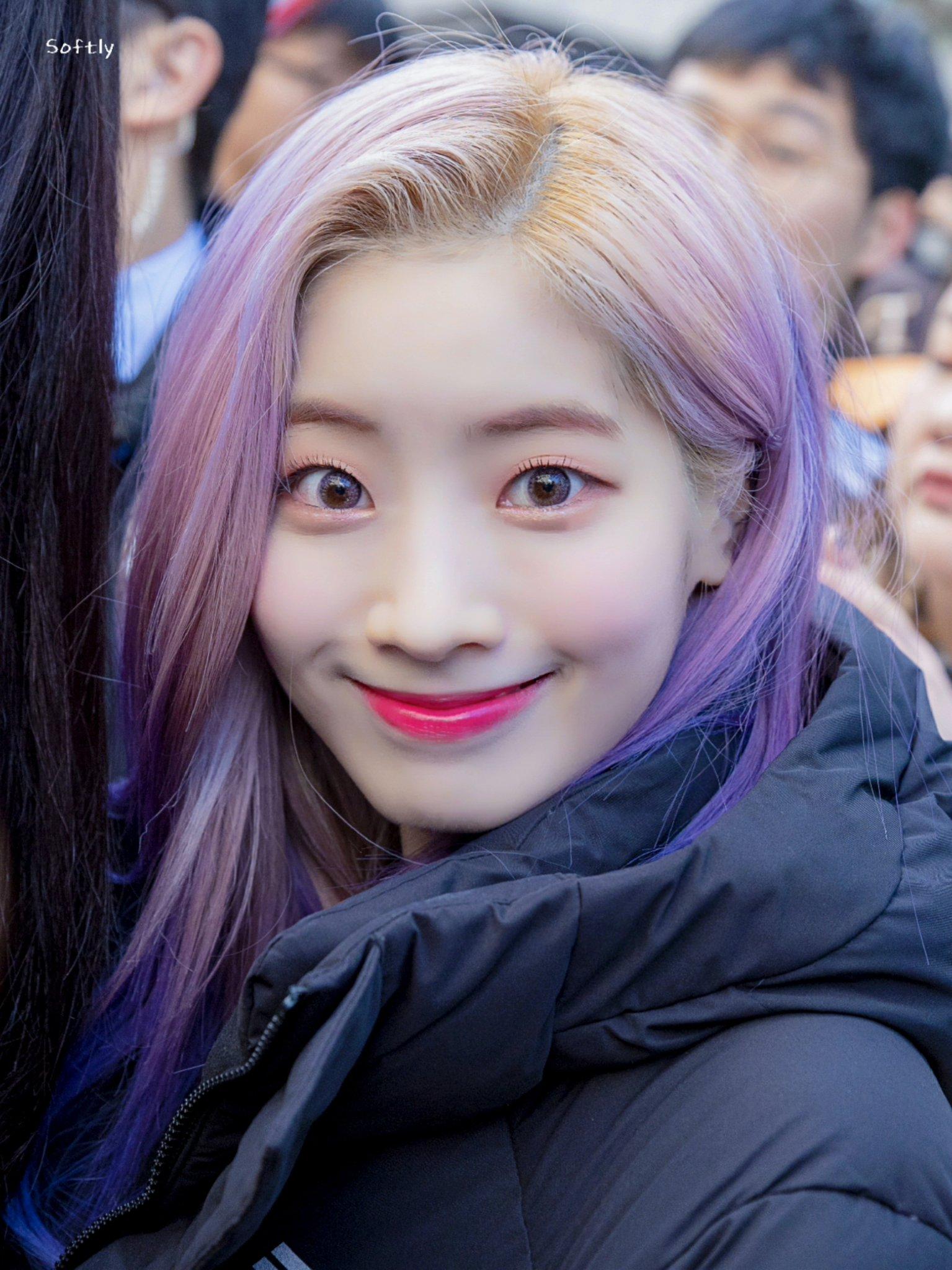 Dahyun close up
