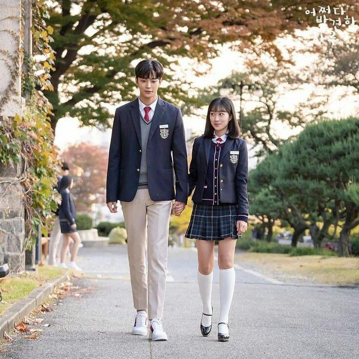 Haru and Eun Dan Oh