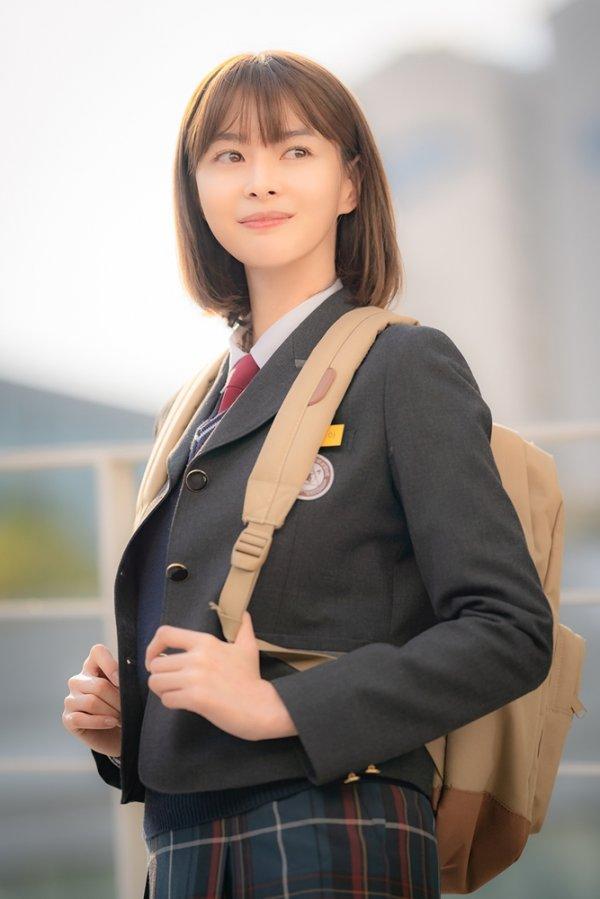 Oh Soo-Ah of Itaewon Class