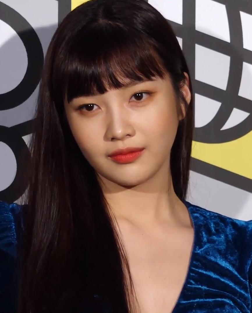 Red Velvet Joy Close Up