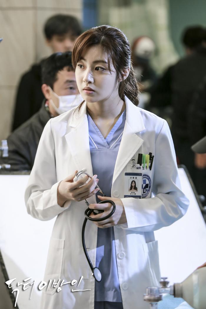 Oh Soo Hyun of Doctor Stranger - (Kang Sora)