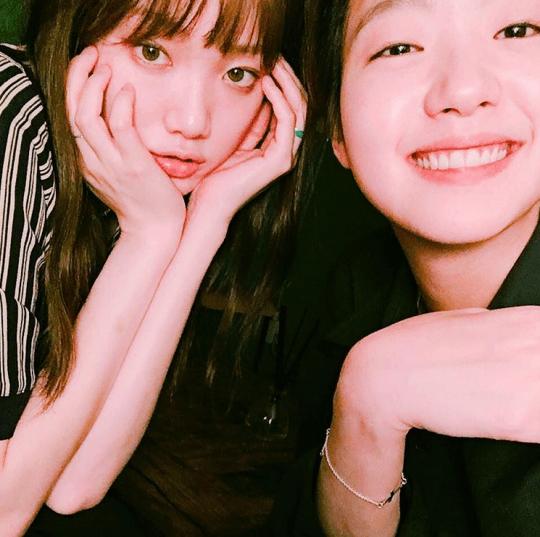 Lee Sung Kyung and Kim Go Eun