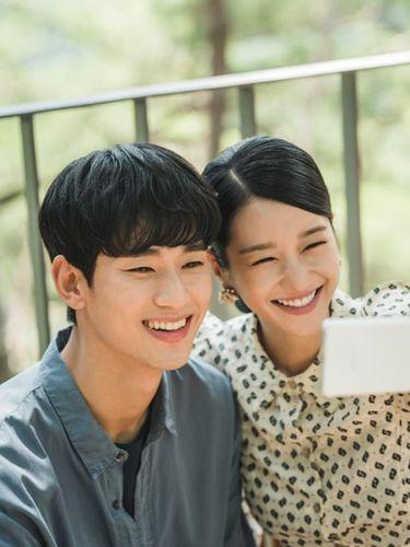 Moon Gang Tae and Ko Mun Yeong of Its Okay To Not Be Okay