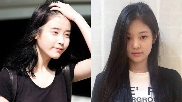 Female Idols No Makeup