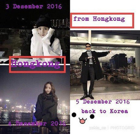 Netizens think that SNSD's Jessica is matchmaker of Park Min Young and Park Seo Joon after dating rumors spread! 1