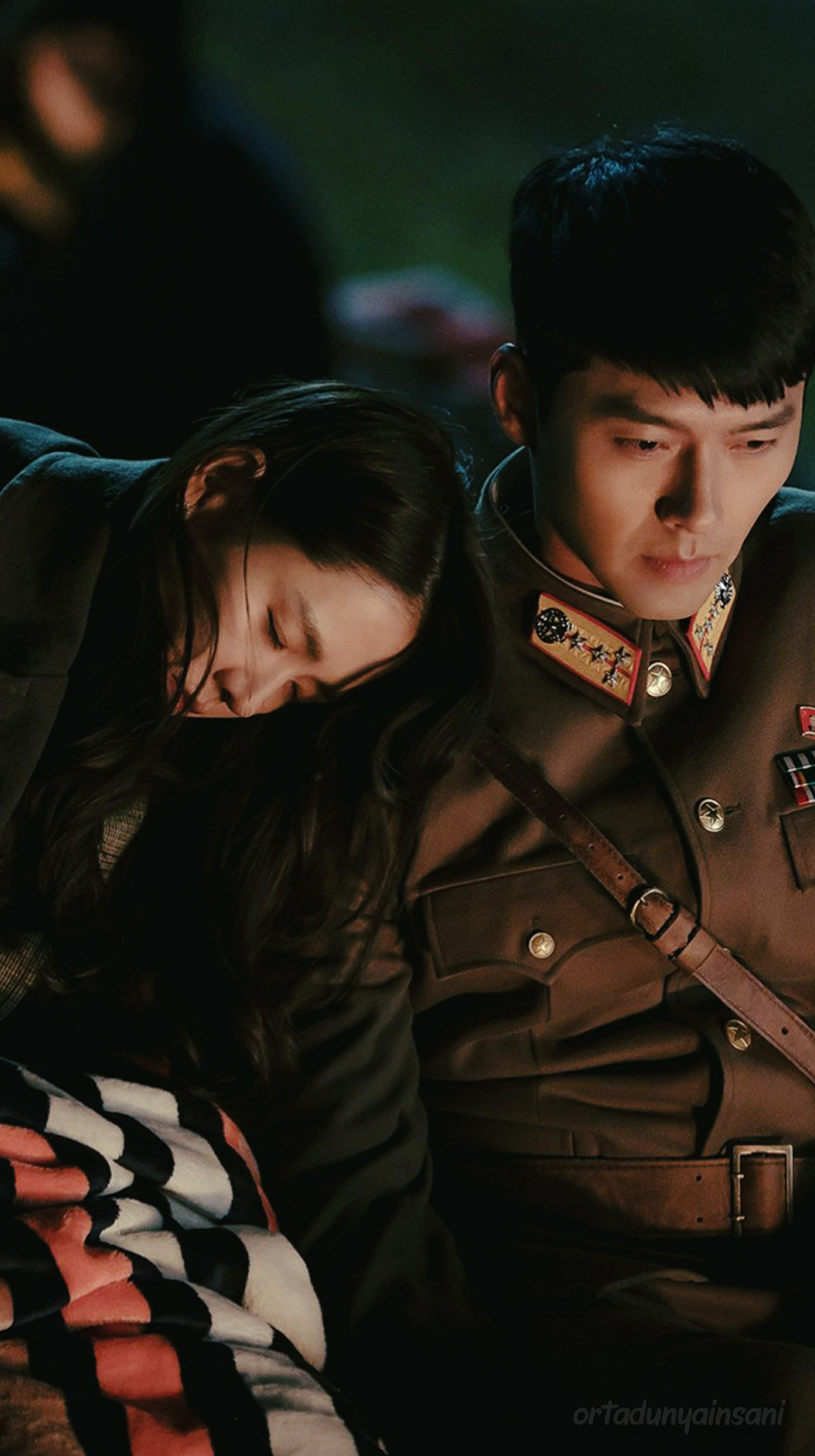 Ri Jung Hyuk and Yoon Se Ri of Crash Landing On You