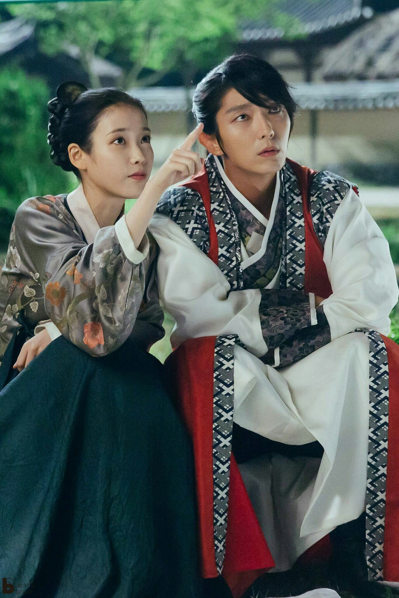 Wang So and Hae Soo of Scarlet Heart Ryeo