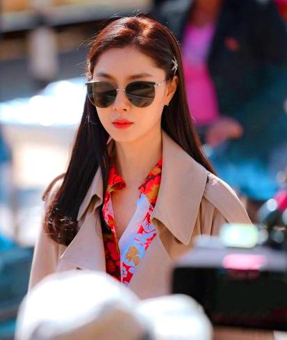 Seo Ji Hye as Seo Dan