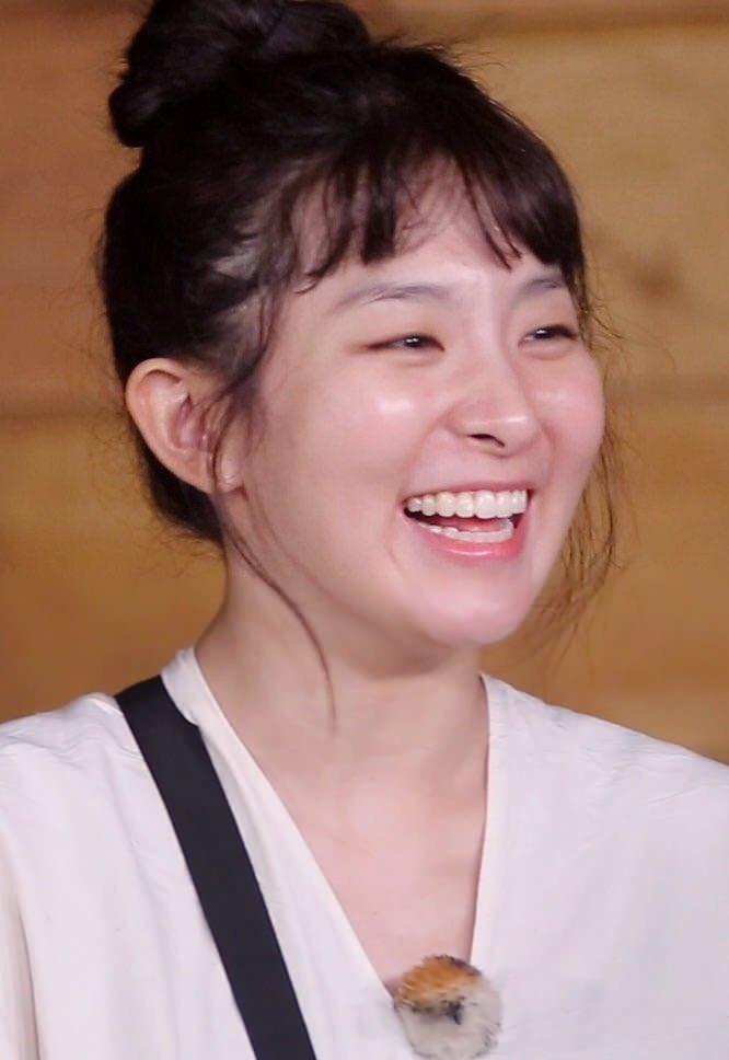 Red Velvet's SeulgiBareface