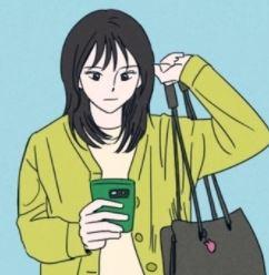 Nabi Webtoon Character