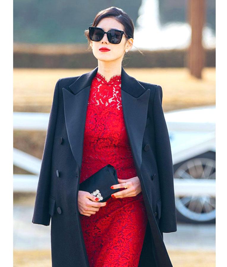 Jung Eun Chae as Goo Seo Ryung