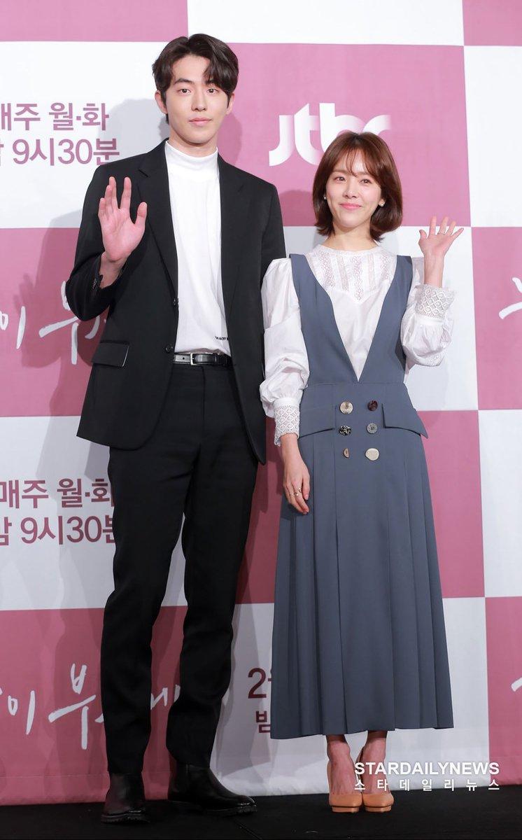 Lee Joon Ha and Kim Hye-Ja