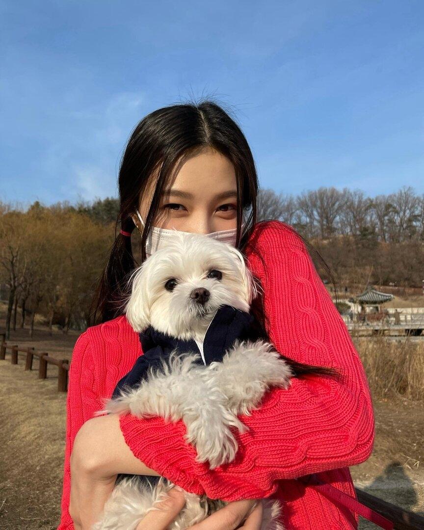 Red Velvet Joy and Haetnim
