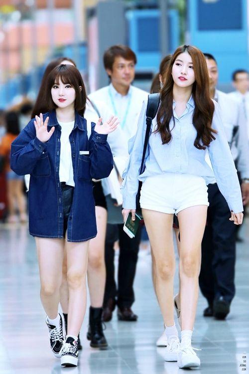 GFRIEND Sowon and Eunha