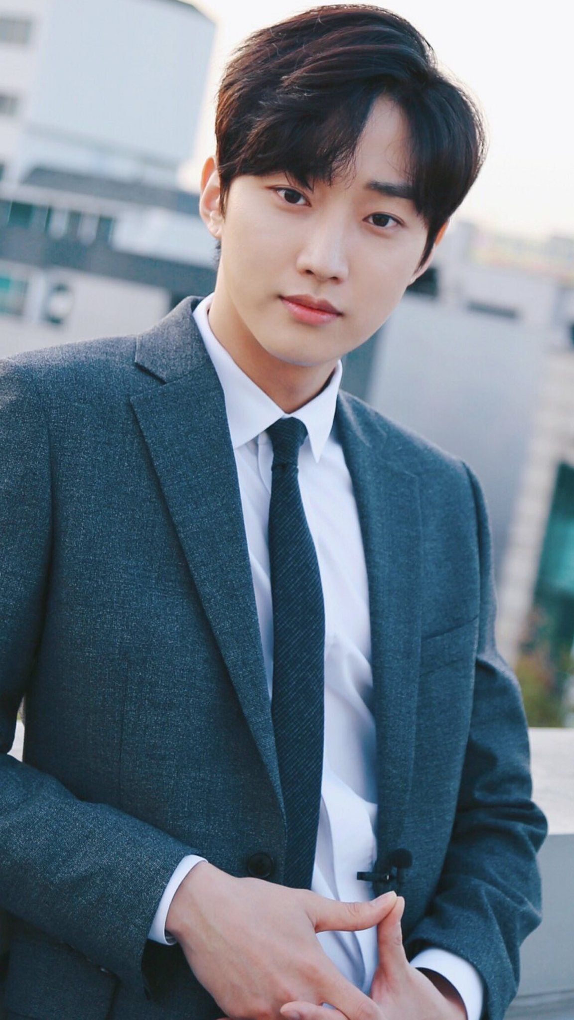 JINYOUNG - former B1A4