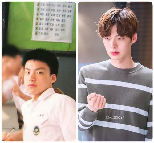 Top 10 handsome Korean actors without plastic surgery!!! 3