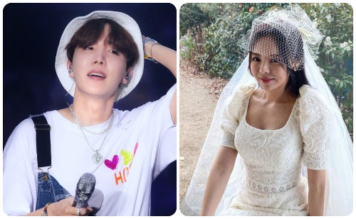 BTS J-Hope's Sister Jung Jiwoo announced her marriage next month