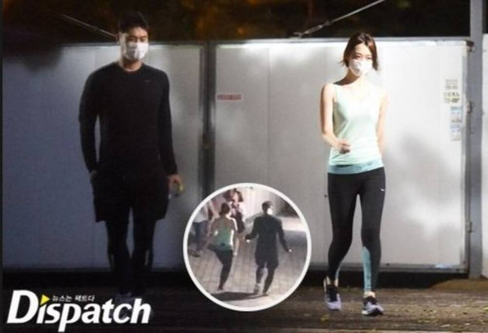 The list of Korean couples revealed by Dispatch, including breakups and being happy. 8