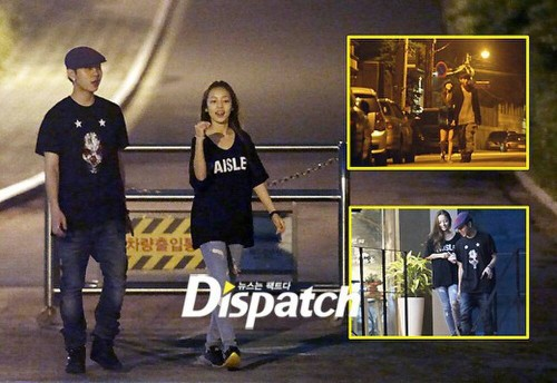 The list of Korean couples revealed by Dispatch, including breakups and being happy. 2
