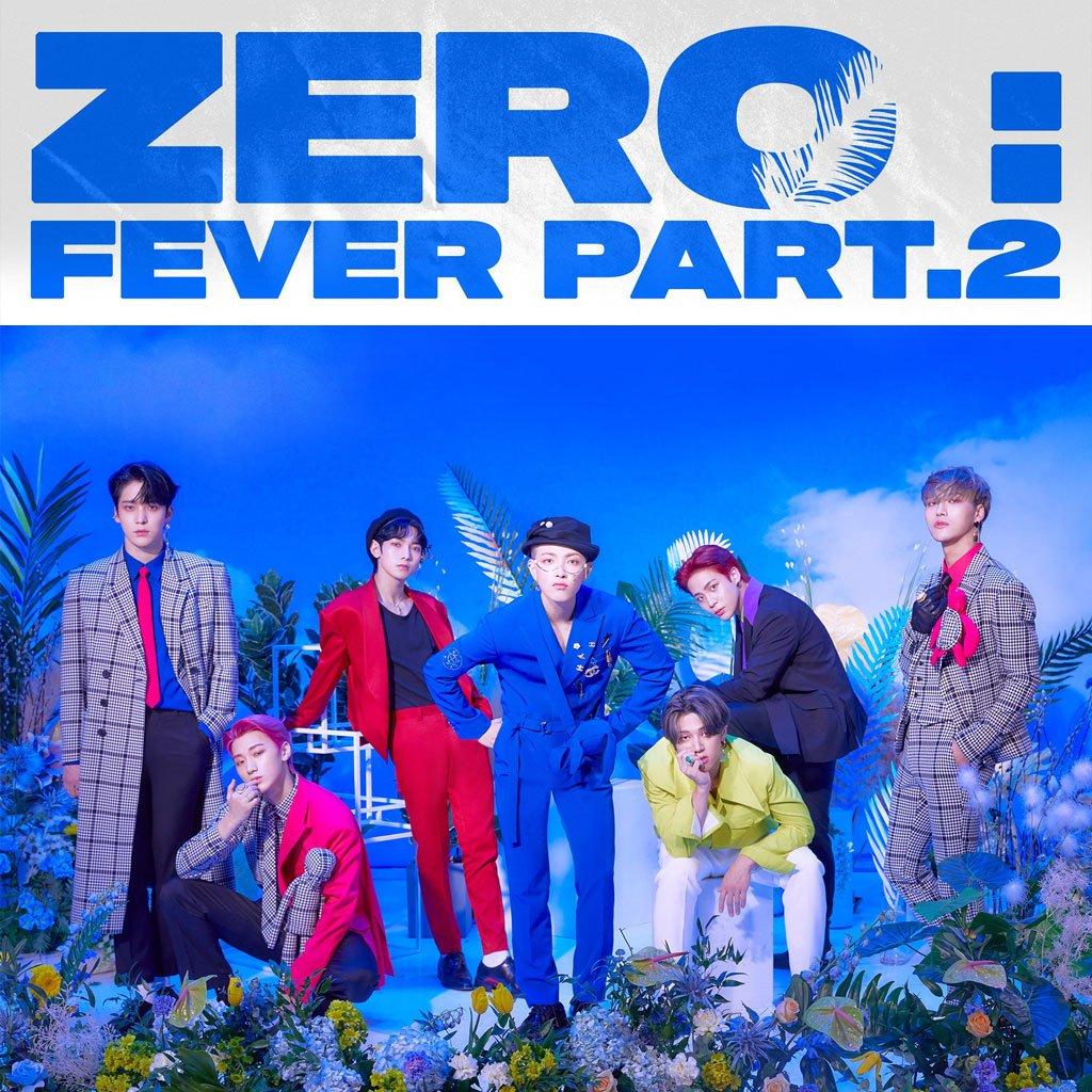 Zero: Fever Part 2' from ATEEZ