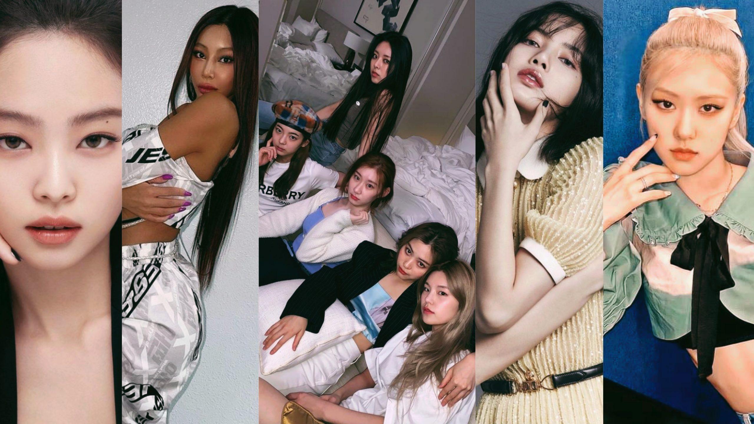 Female K-Pop Idols That Gained The Most Instagram Followers