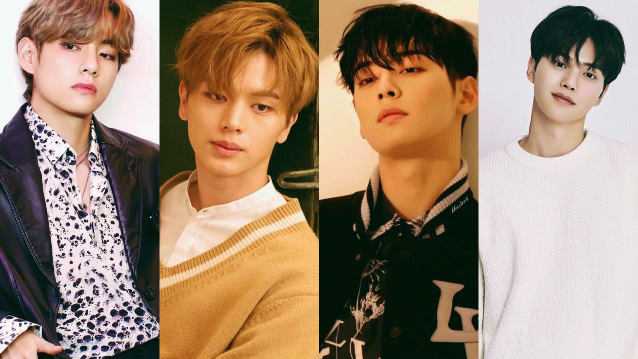 7 Best Looking Male Korean Celebrities