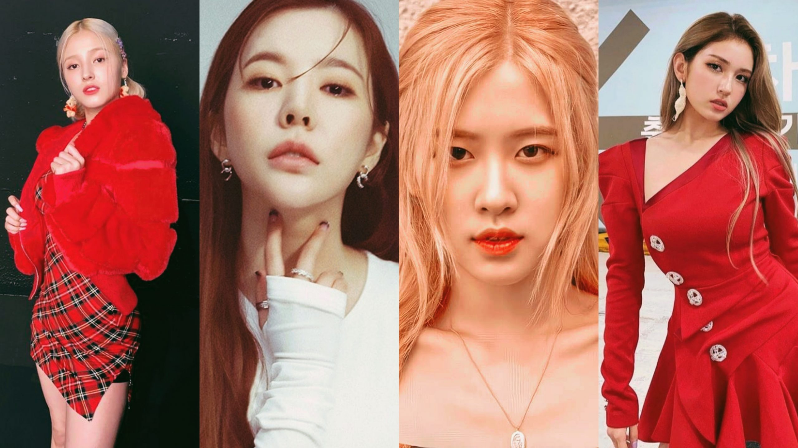 8 Female Idols with more than one nationality