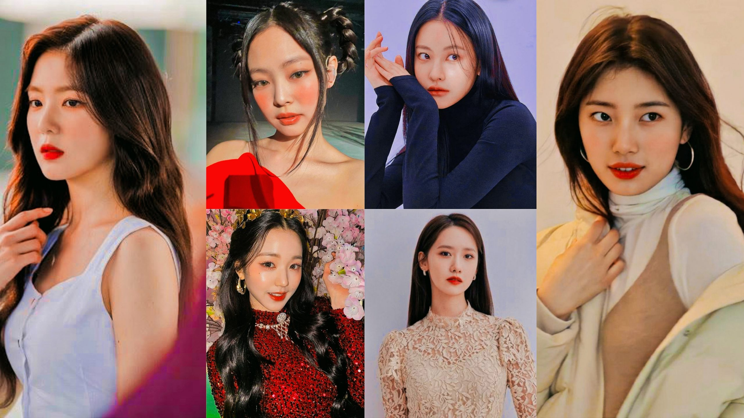 6 Female Korean CelebsThat Plastic Surgeons Believe Have The Best Faces