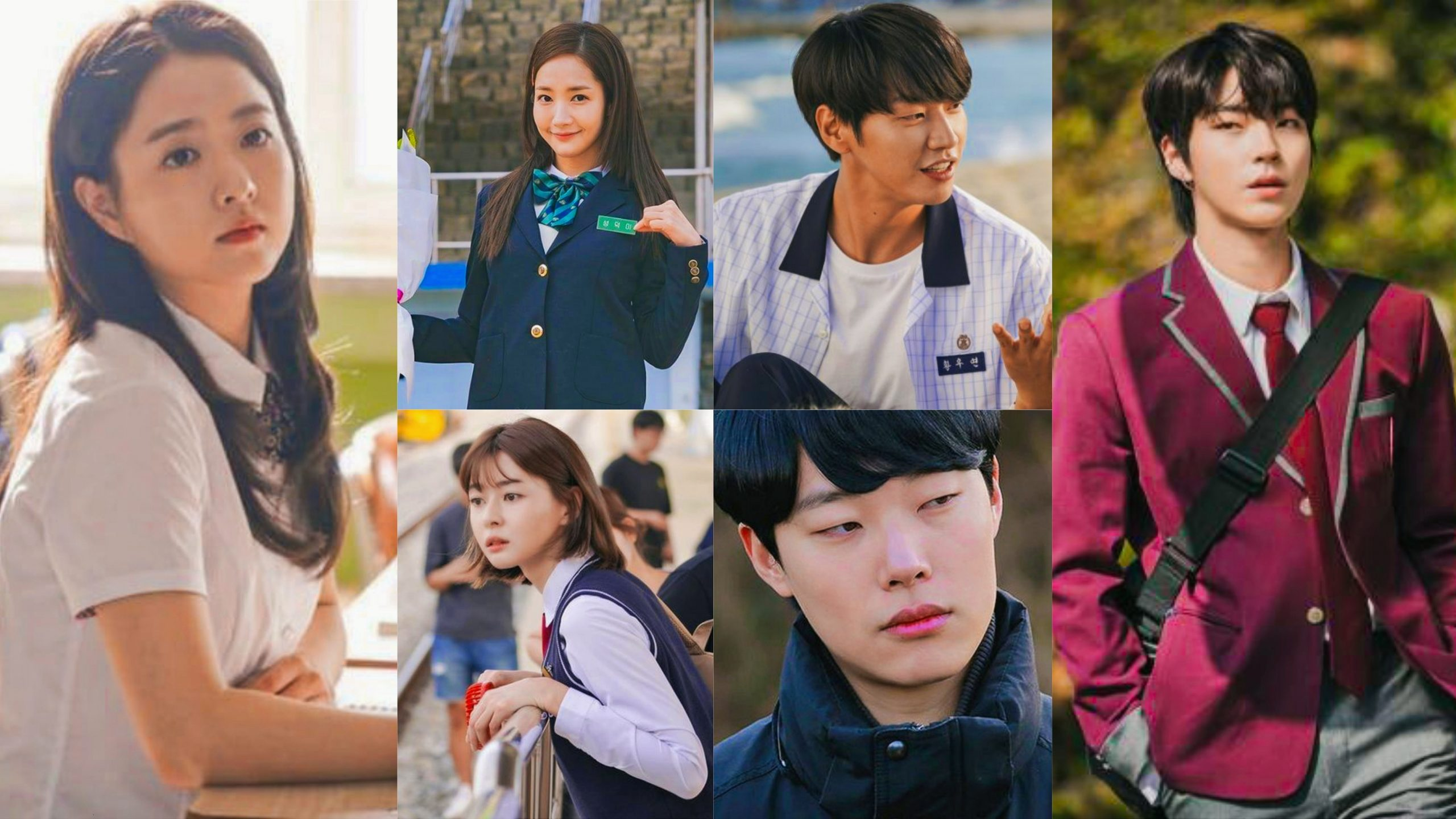 6 Popular Korean Actors /Actresses Who Played High School Students In Their 30's