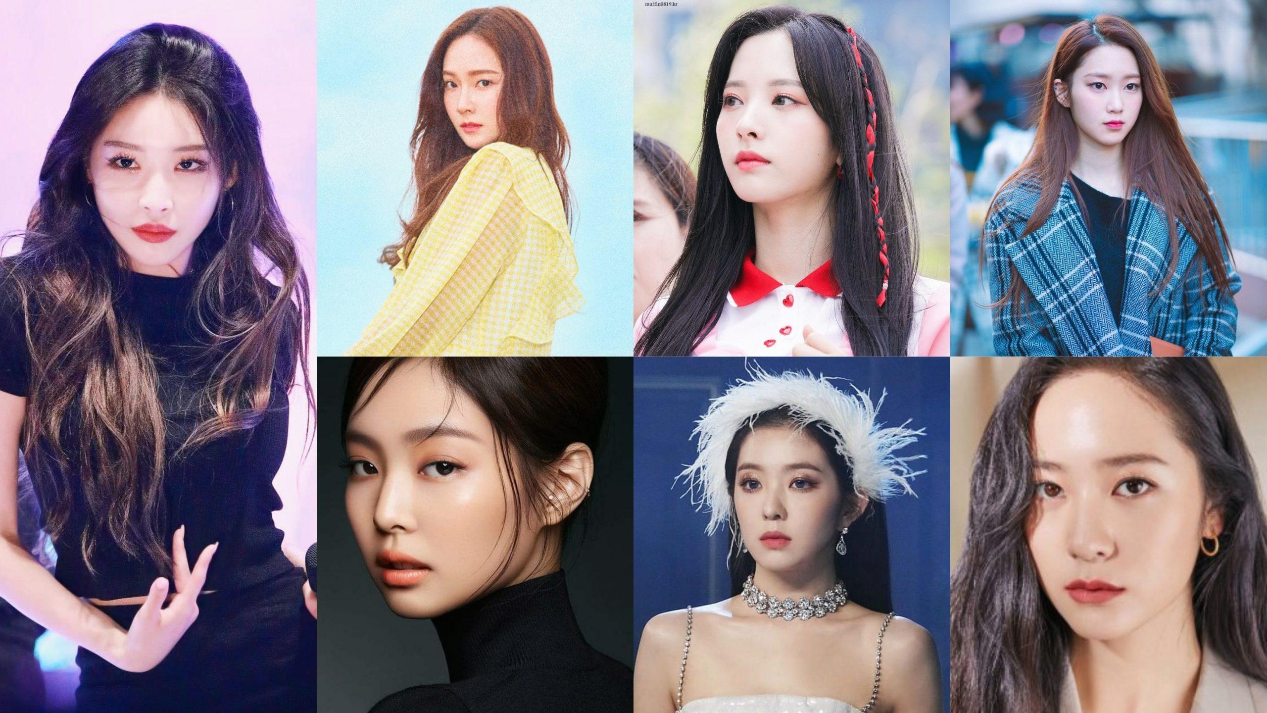 """Kpop Female Idols """" Ice Princesses"""""""